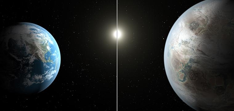 Kepler-452b, El Nuevo exoplaneta semejante a la Tierra