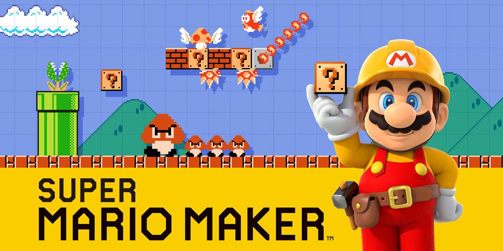 Crea tus propios niveles con Super Mario Maker Wii U