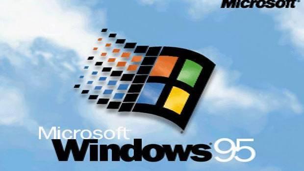 20 años de Windows 95