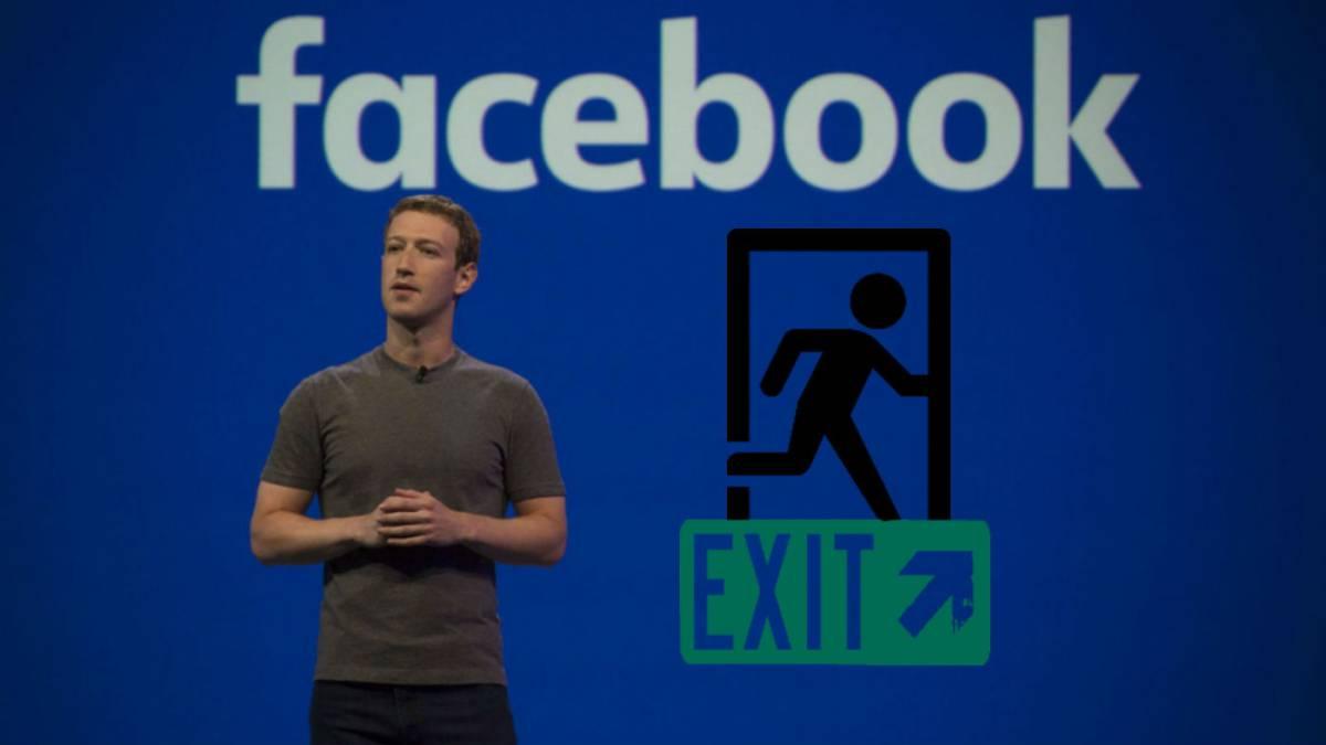 Inversores de Facebook quieren echar a Mark Zuckerberg