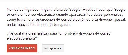 Yo en la web Google