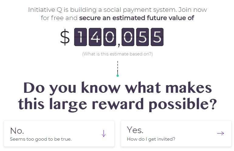 Initiative Q: ¿El bitcoin del futuro o el mejor fraude en años? 2