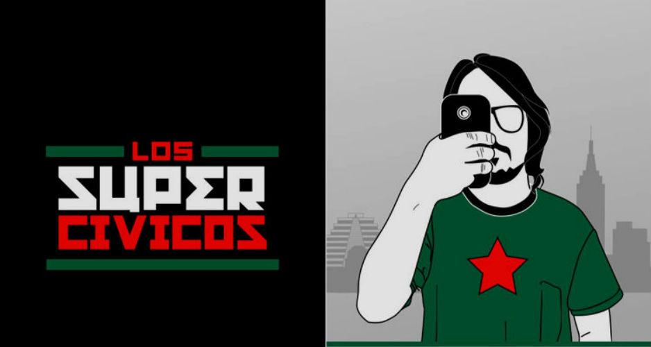 Los Supercívicos ganan mundial de innovación para México