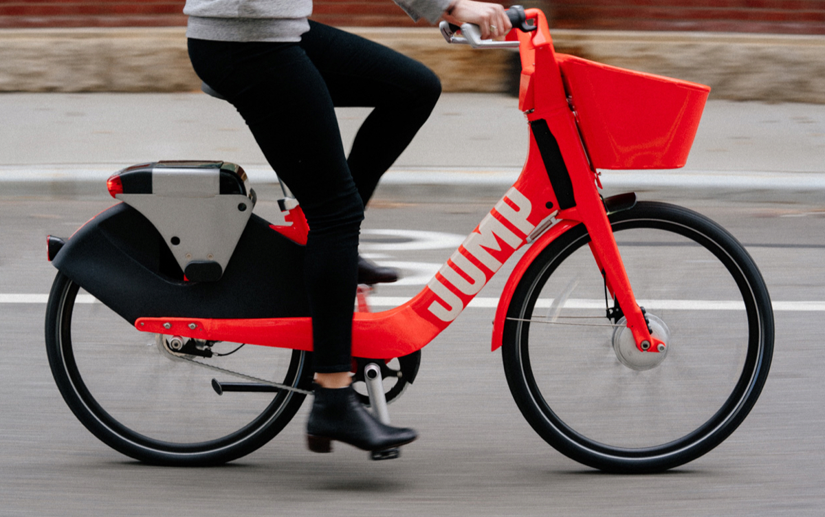Uber apuesta por bicis y patines en la CDMX