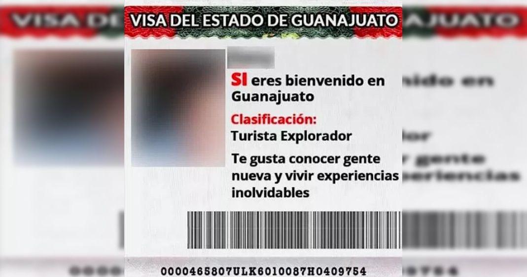 Usan los datos de quienes crearon su visa de Guanajuato en Facebook