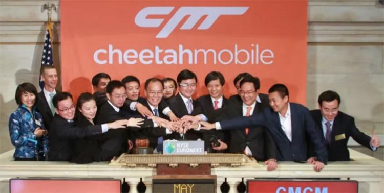 Cheetah Mobile acusada de fraude masivo en sus aplicaciones