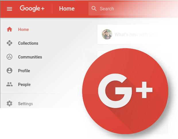 Google+ adelanta su cierre para abril del 2019 2
