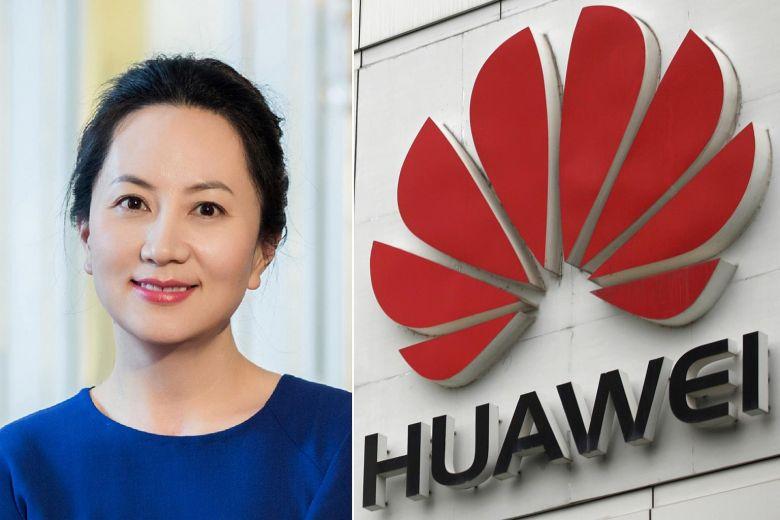 Jefa de finanzas de Huawei es arrestada en Canada