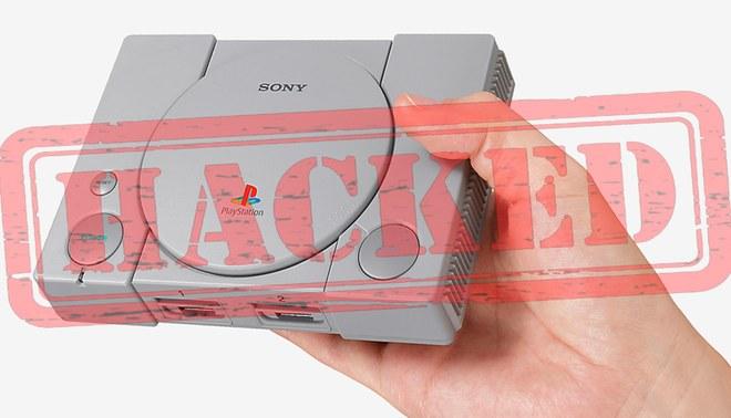 La PlayStation Classic es muy fácil de hackear
