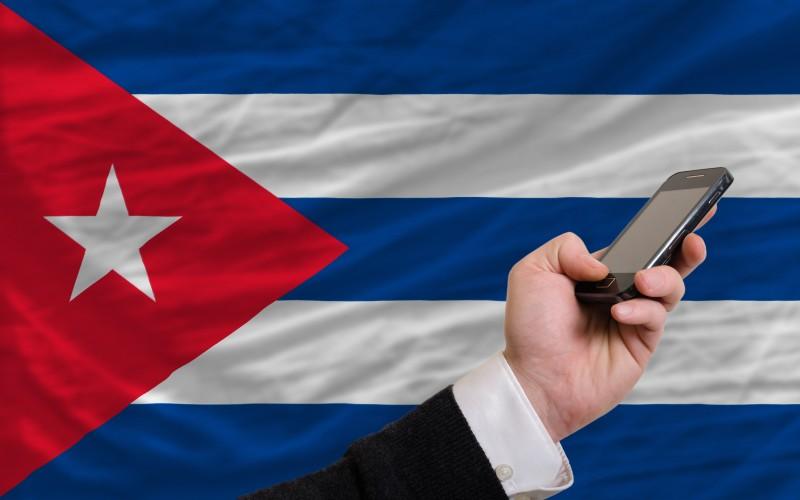 Llega el Internet Móvil por primera vez a Cuba