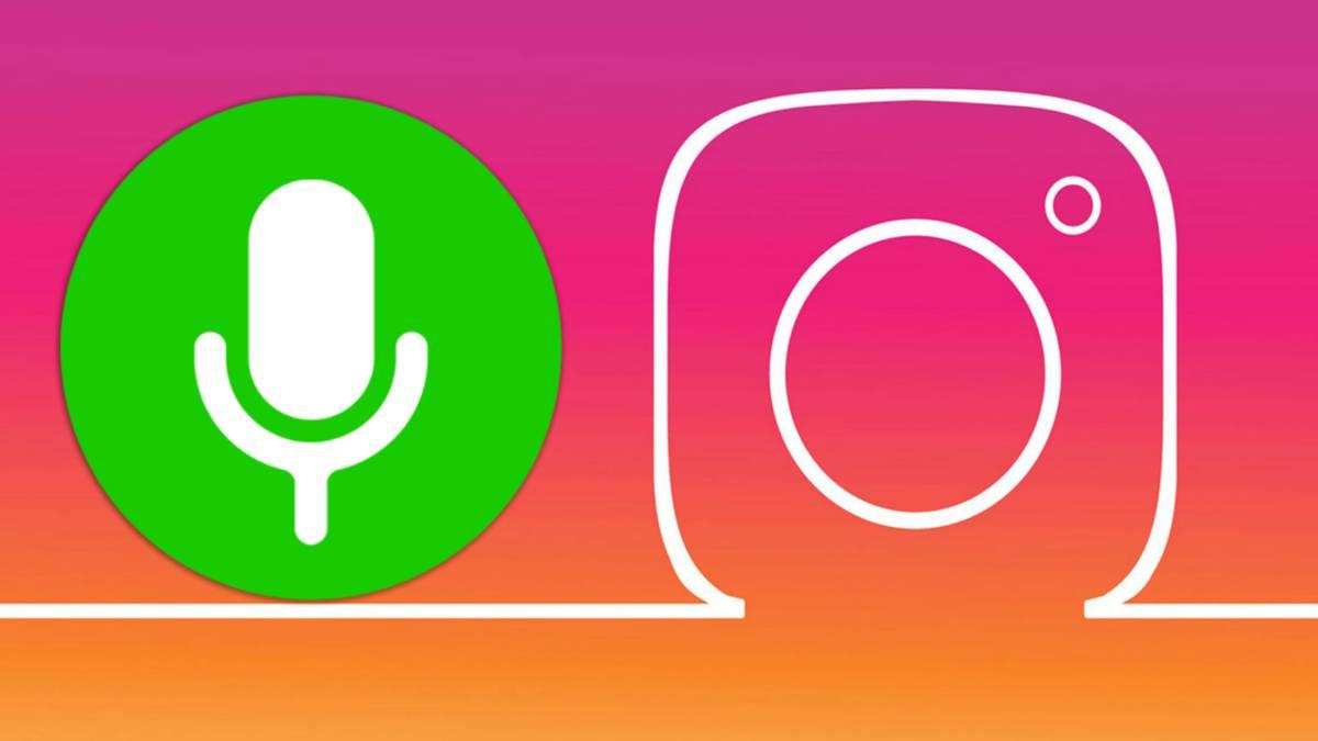 Ya puedes enviar notas de voz en Instagram