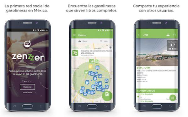 Apps que te dicen en dónde puedes encontrar gasolina 6
