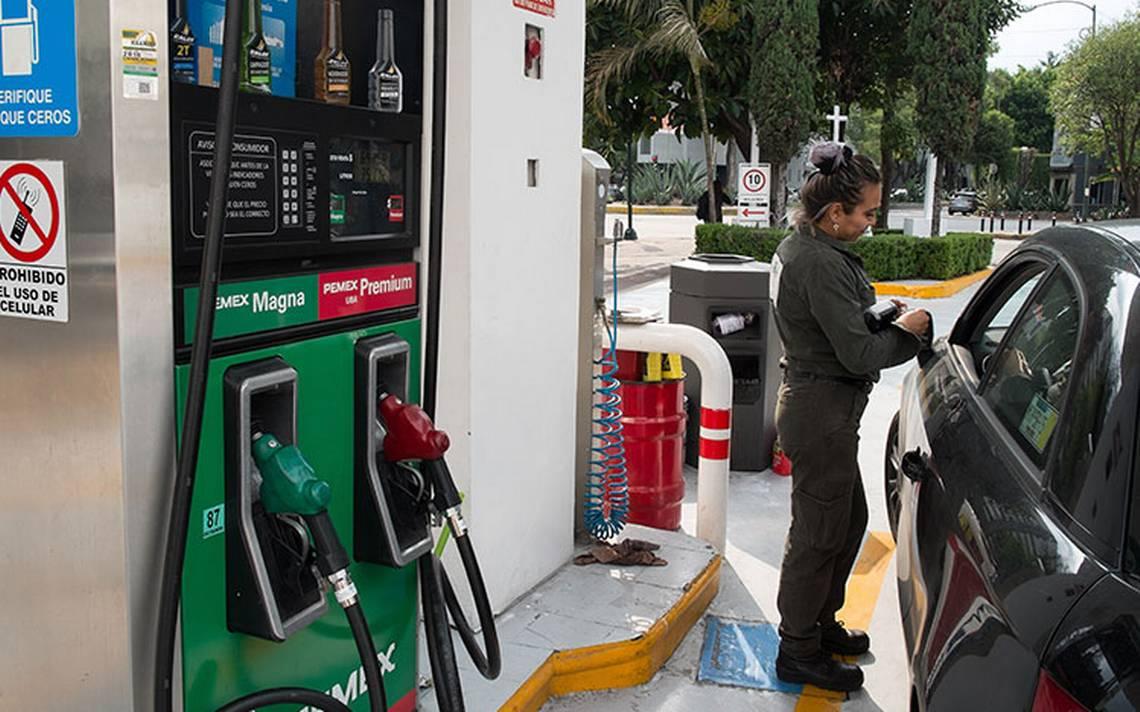 Apps que te dicen en dónde puedes encontrar gasolina