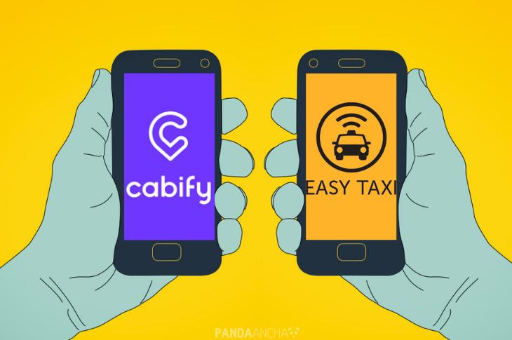 Cabify y Easy Taxi se unen para consolidarse en América Latina