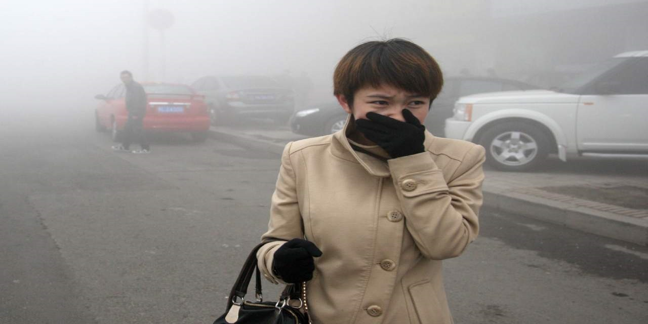 Corea del Sur busca generar lluvia artificial para combatir la polución