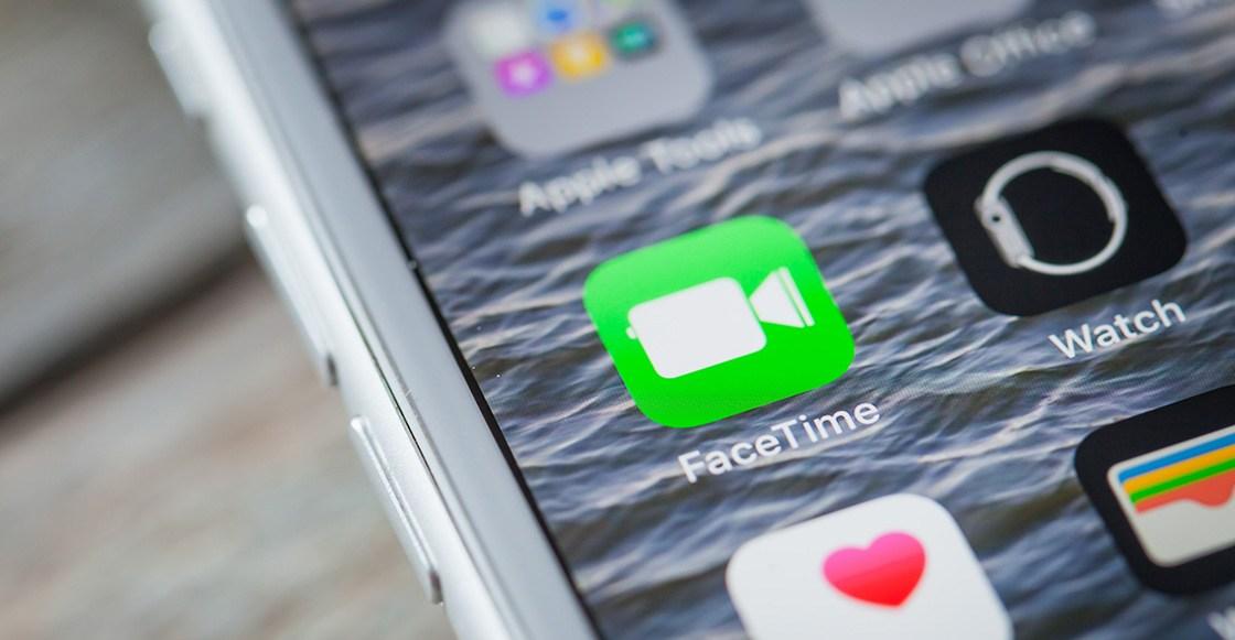 Error de Apple permite espiar con FaceTime