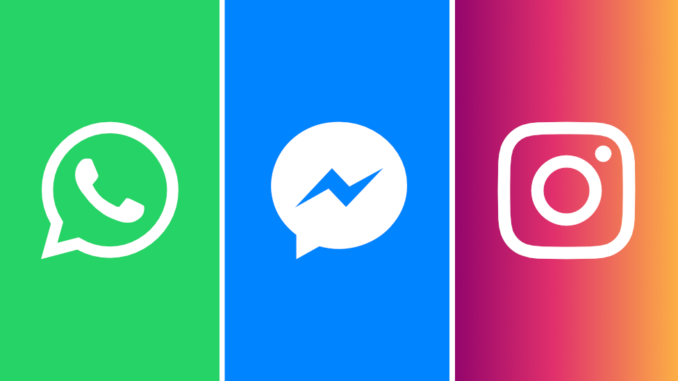 Facebook planea integrar WhatsApp, Instagram y Messenger en una sola base