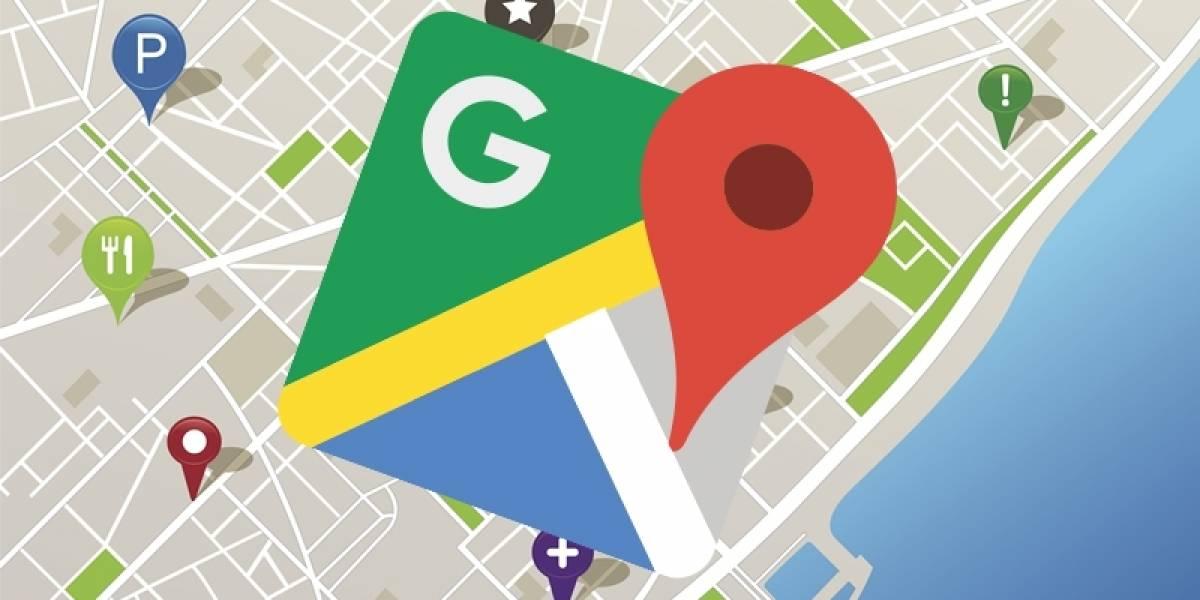 Google Maps mostrará límites de velocidad y radares