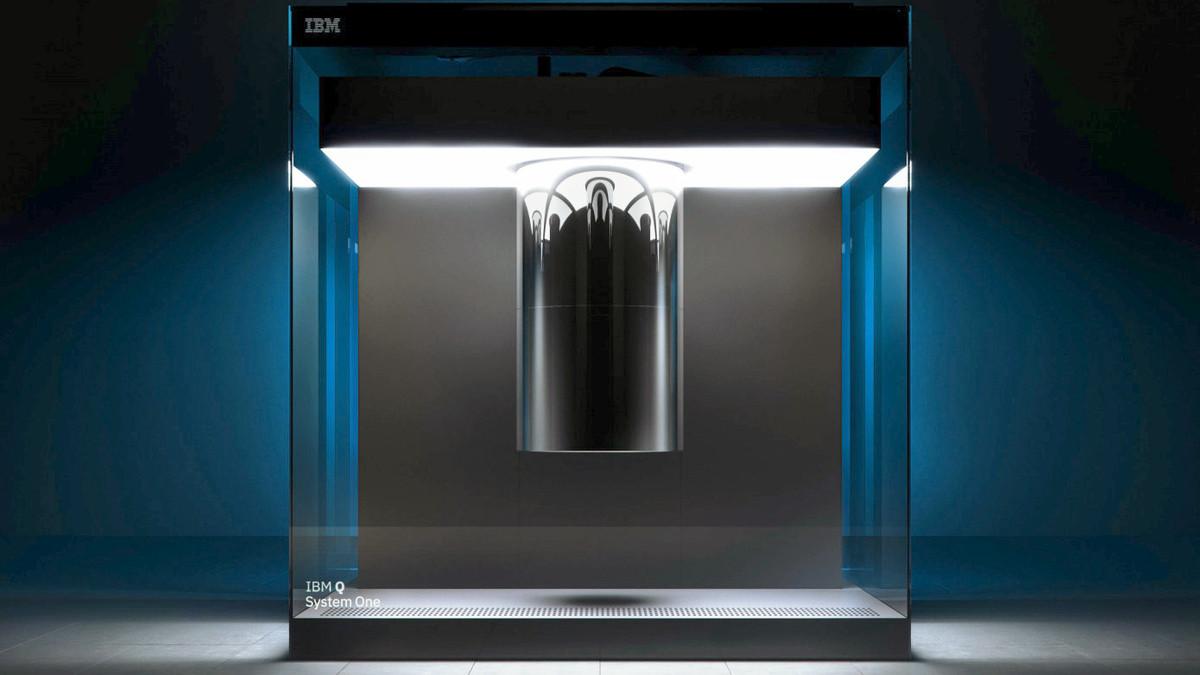 IBM presentó el primer ordenador cuántico de uso comercial