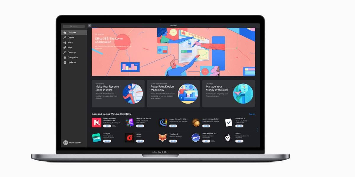 Microsoft lanza Office 365 en la App Store de Mac