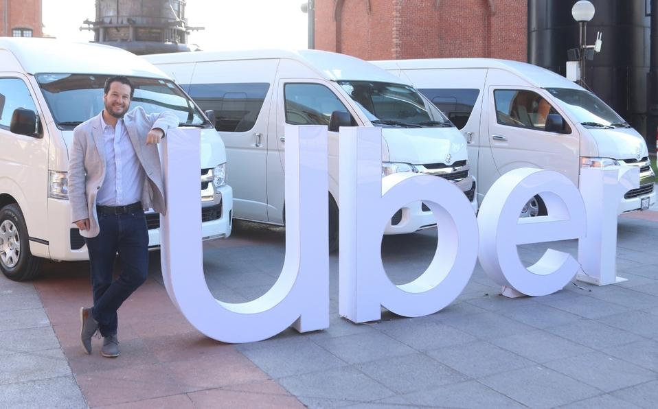 Uber Van llega a Monterrey: El servicio de camionetas de Uber