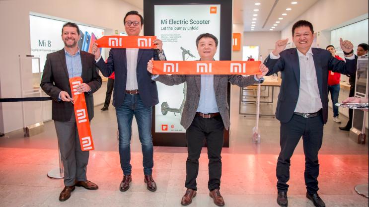 Xiaomi abre su segunda Mi Store en México y presenta su Pocophone F1