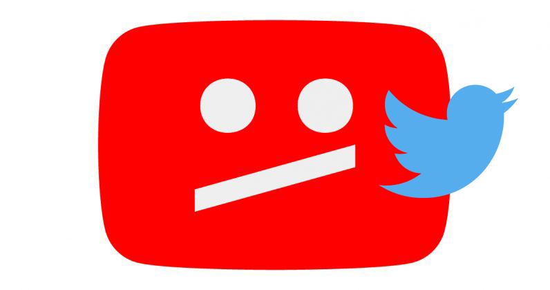 YouTube ya no permite publicar automáticamente en Twitter