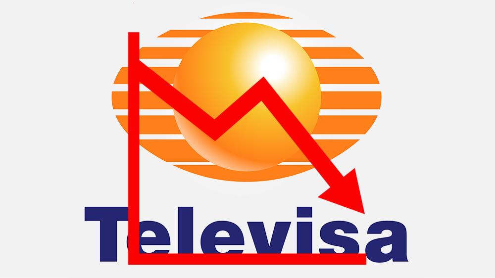 """Caen acciones de Televisa y se """"renta"""" a Netflix"""