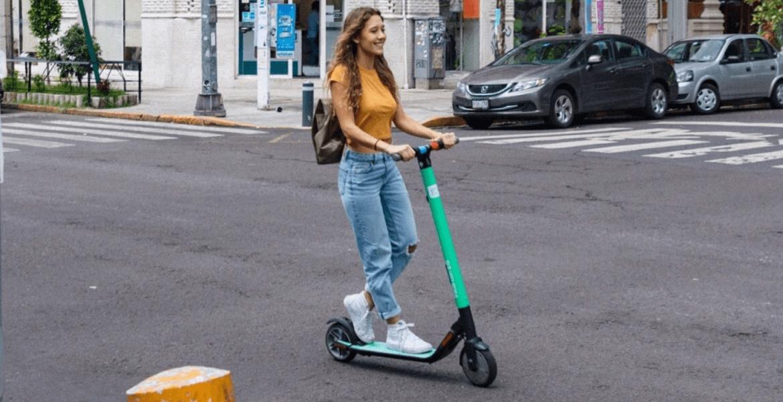 Retiran 170 scooters de Grin en la CDMX