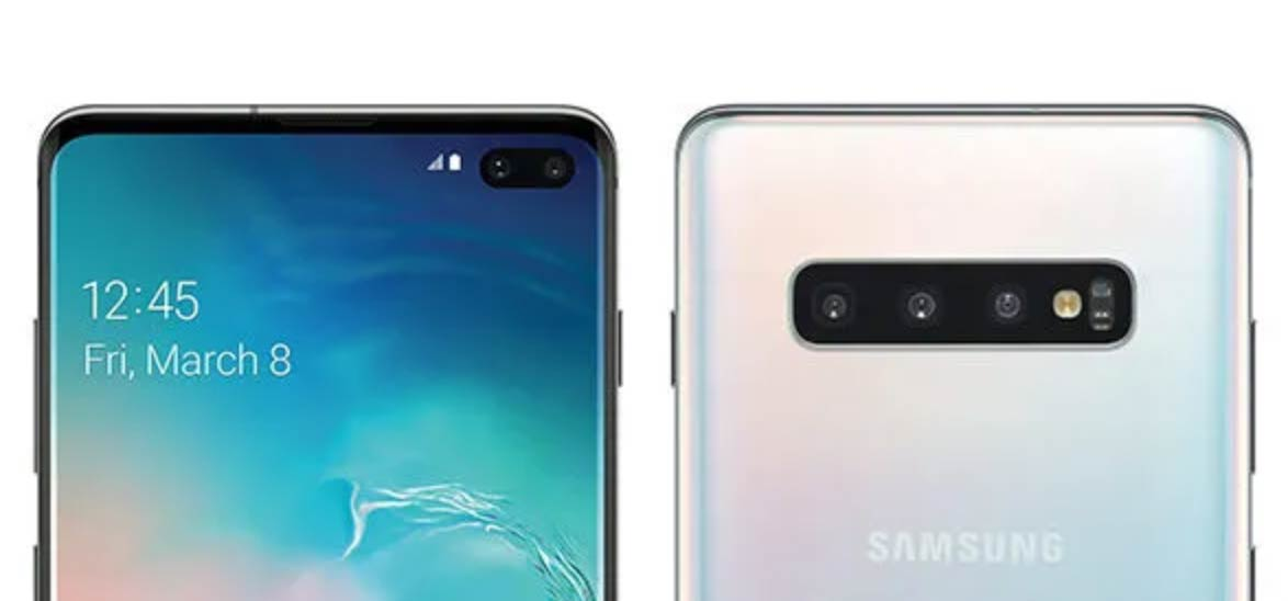 Samsung presenta Galaxy S10, su nueva línea de smartphones