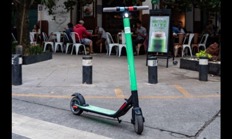 Grin defiende su permiso en la CDMX, tras el retiro de sus scooters