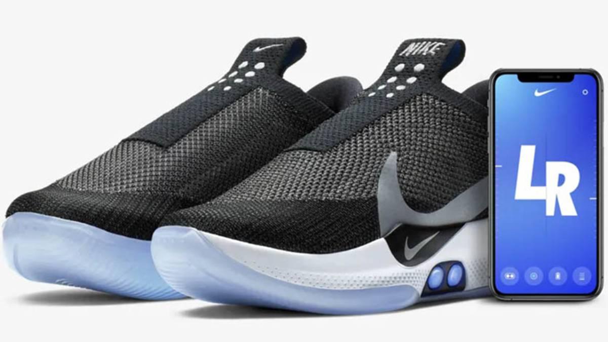 """Una actualización arruina los tenis """"inteligentes"""" de Nike"""