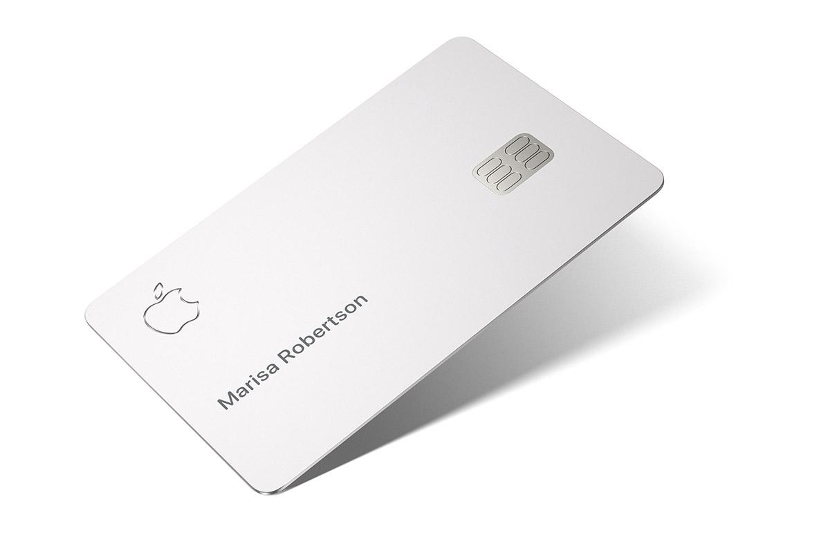 Apple presenta su propia tarjeta de crédito: Apple Card