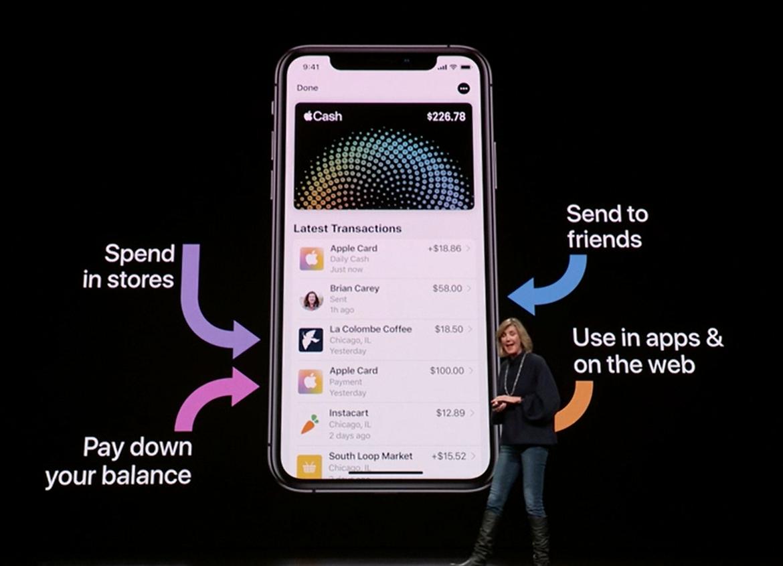 Apple presenta su propia tarjeta de credito: Apple Card 2