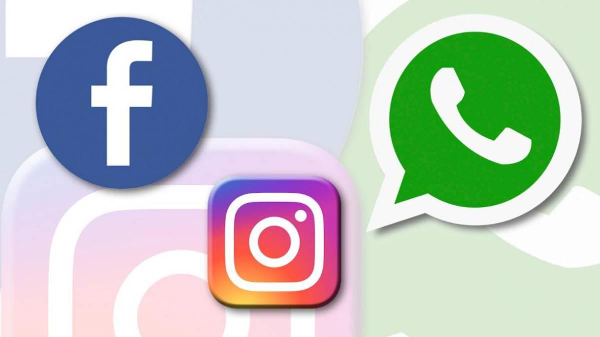 Después de la caída, Facebook, WhatsApp e Instagram tuvieron cambios