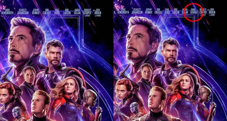 El error en el póster de Avengers: Endgame indigna a fans de Marvel
