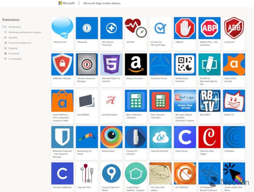 El nuevo navegador Microsoft Edge se parece mucho a Chrome