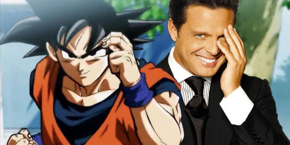 Luis Miguel protagoniza openings de animes
