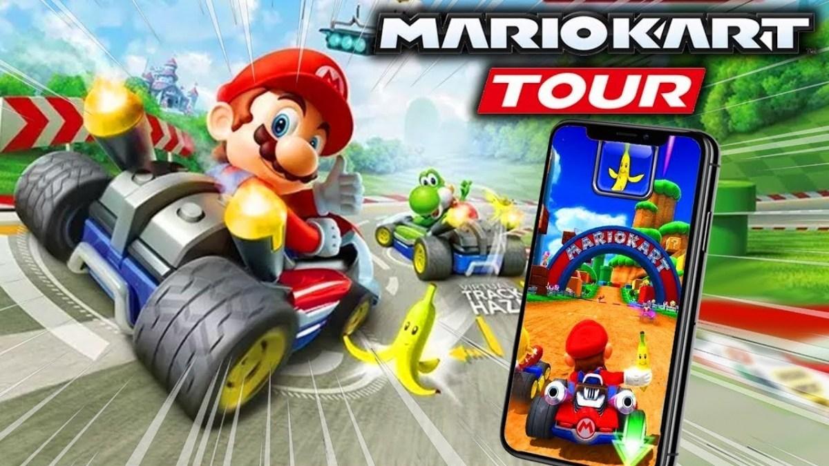 Mario Kart estará disponible para el móvil muy pronto