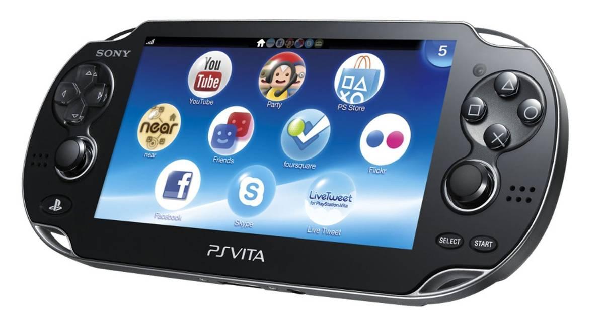 Sony le dice adiós la consola portátil PS Vita