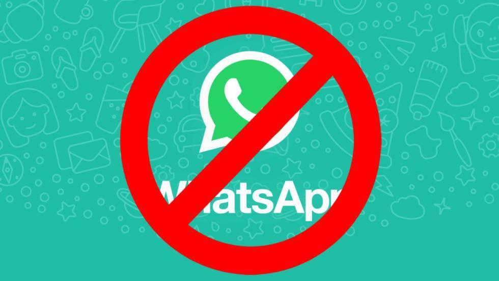 WhatsApp comienza a suspender cuentas