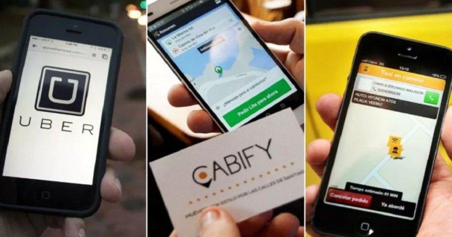 Uber, Didi y Cabify también pagarán revista vehicular en CDMX