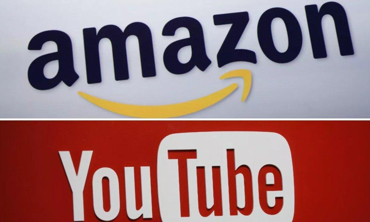 Amazon y Google anuncian servicio de streaming de música gratuito