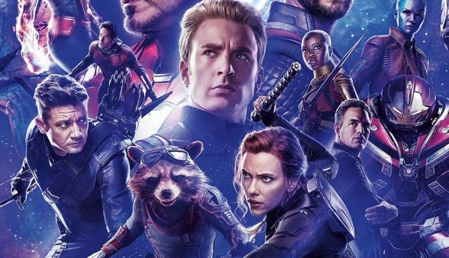 """Filtran en redes escenas de """"Avengers: Endgame"""""""