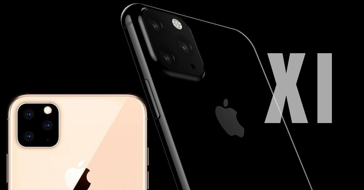 """Filtran imágenes del nuevo iPhone XI: """"El más feo de la historia"""""""