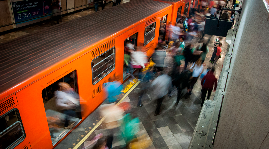 Google Maps podría decirte qué tan lleno va el metro
