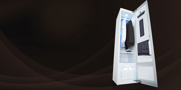 LG Styler llega a México, el armario inteligente que lava y plancha la ropa