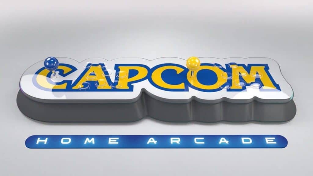 """Llega Capcom Home Arcade, una consola que recuerda a las """"maquinitas"""" de la infancia"""