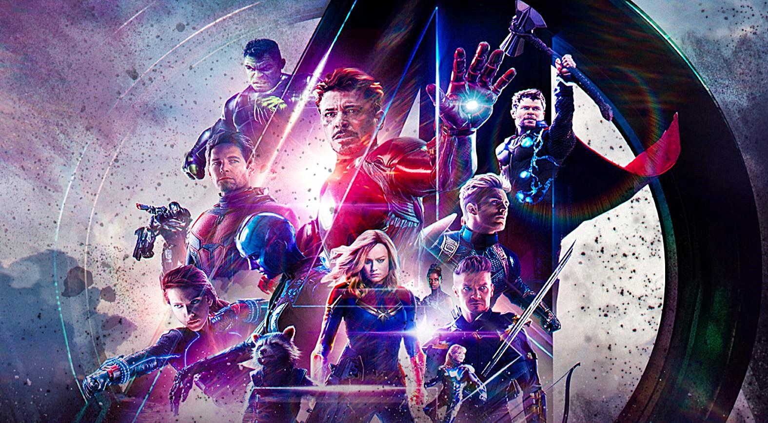 """Usuario filtra """"Avengers: Endgame"""" completa para descargar antes de su estreno"""