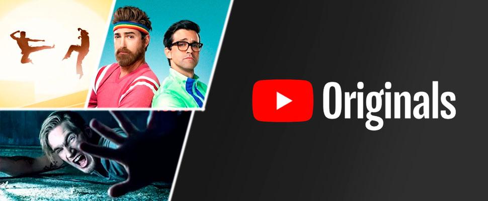 Ahora podrás ver gratis las series originales de YouTube